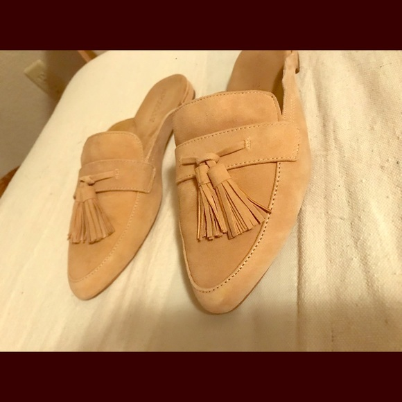91de533daa2 Aerosoles pair of women's mules with tassels